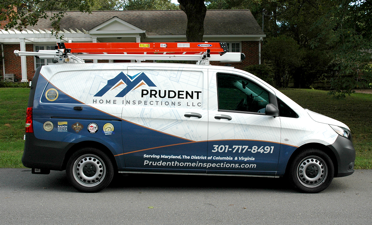 Prudent Home Inspections Van
